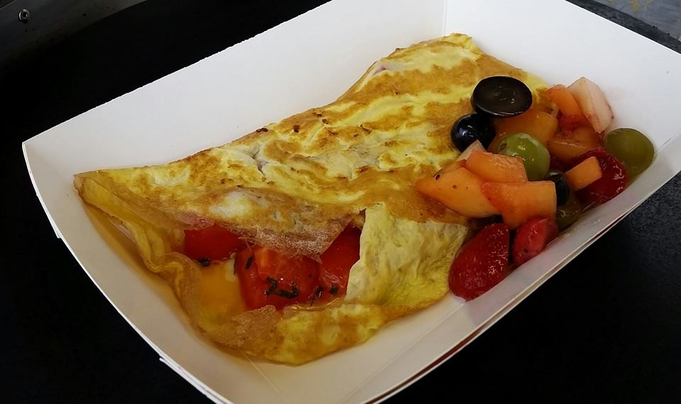 Omelette Provencale